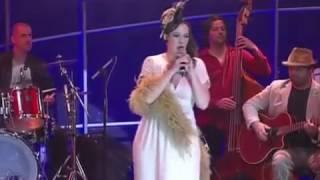 Rhaissa Bittar canta Pa Ri na Abertura Musical do Programa do Jô 03-08-2012