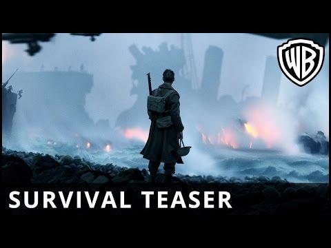 Primer trailer de 'Dunkerque', la película bélica de Christopher Nolan