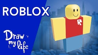 ROBLOX's STORY with Rovi23 THE VIDEO GAME Draw My Life