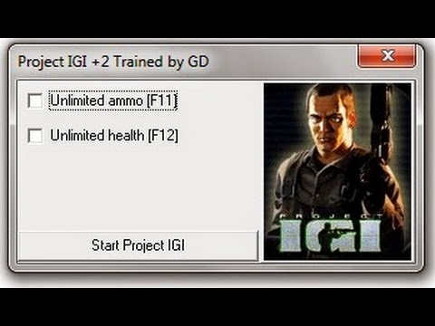 How To Hack Project IGI On PC by Smart Rintu