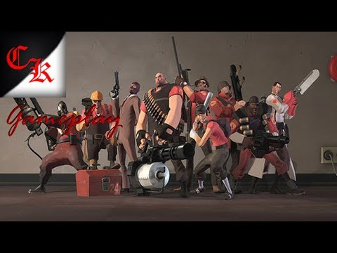 Team Noobtress | Team Fortress 2 /w some dude I don't know