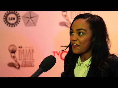 China Anne McClain  | 2014 Image Awards Nominees Luncheon
