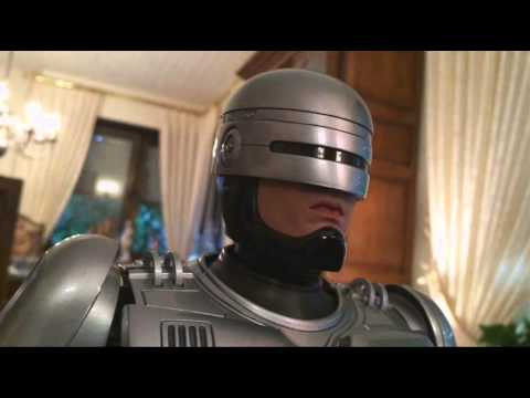 Enterbay Robocop 1/4 Scale Figure In-Depth Review - Paul Verhoeven! Peter Weller! Alex Murphy!
