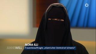 Mein Leben für Allah - Nora Illi, Mansour und Bosbach 06.11.2016 Anne Will  - Bananenrepublik