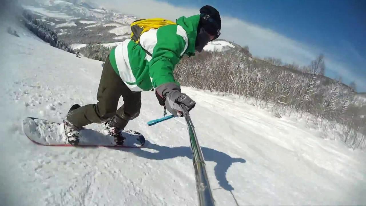 野澤溫泉滑雪 - YouTube