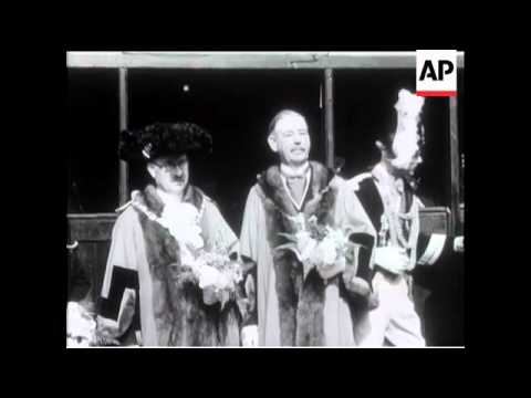 Election Of The Lord Mayor Of London