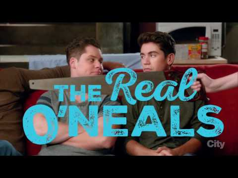Gay Handyman (joke)  - The Real O'Neals (tv Series)