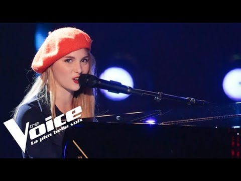 Lady Gaga –  Poker Face | Isilde | The Voice France 2020 | Blind Audition