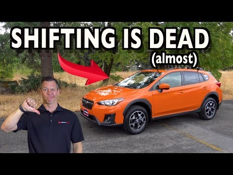 The Only 2019 Crossover and SUVs Available with a Manual Transmission