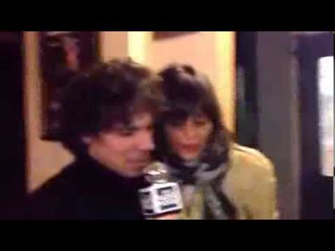 Francesco Montanari e Claudia Pandolfi cantano i Coldplay sulla Karaoke Rock Bike a Radio Rock!