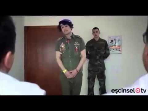 Eşcinsel Tv : Askeriye Eşcinsellik Muayenesi
