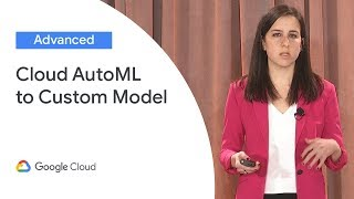 The Path From Cloud AutoML to Custom Model (Cloud Next '19)