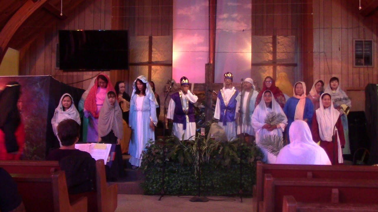 Sunday DBC Easter Musical 2019