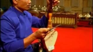 Rebab - Traditional Music Tool of Java Orchestra (gamelan)