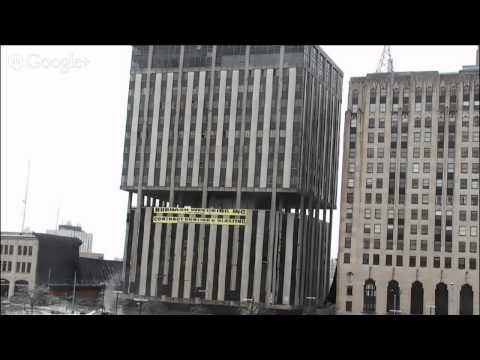 Genesee Towers Demolition