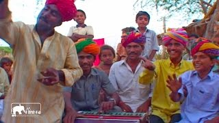 RAJASTHAN, INDIA -  FOLK MUSIC FROM THE THAR DESERT