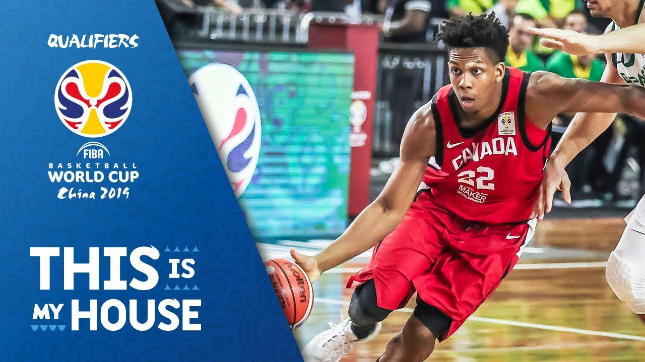 Canada's Best Plays of the FIBA Basketball World Cup 2019