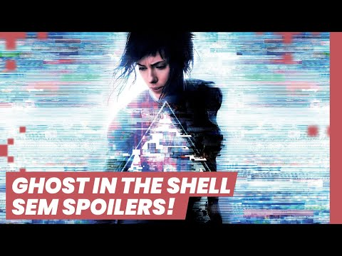 GHOST IN THE SHELL | REVIEW SEM SPOILERS (A Vigilante do Amanhã: Ghost in the Shell)