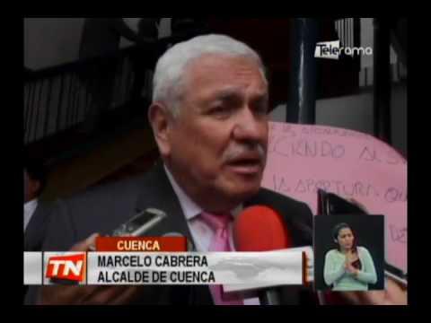 ALCALDE CABRERA ANALIZA SITUACION DEL PAIS
