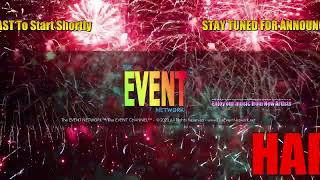 The Event Network™  Live Stream