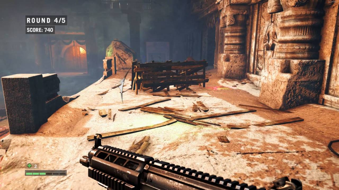 far cry 4 stg 90 weapon challenge [ 1280 x 720 Pixel ]