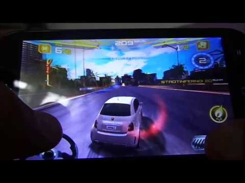 Acer Liquid E2 Duo Asphalt 7 Heat
