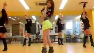 ダンス振付:MINA(ミーナ)、 曲名:涙色のピアス 、 アーティスト:明...
