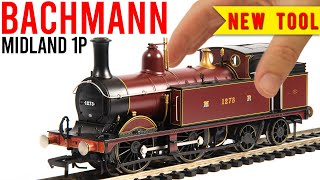 Incredible New Bachmann Midland 1P Tank Engine | Unboxing & Review