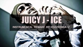 Juicy J ft. Future & A$AP Ferg - Ice (Instrumental Remake)