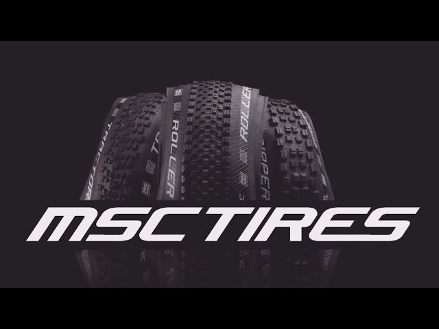 MSC TIRES Roller, Tractor & Gripper