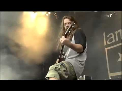 Lamb Of God - Set To Fail (Live Graspop Festival 2009)
