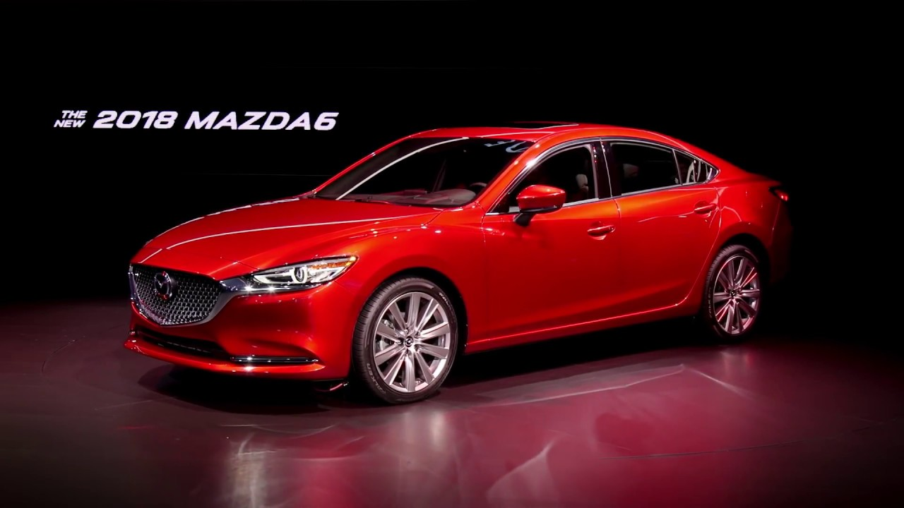 Roger Beasley Mazda Central >> The New 2018 Mazda6 Roger Beasley Mazda