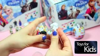 Игрушки для девочек Холодное Сердце Часть 2 на русском