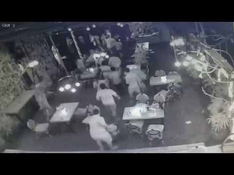 Bali Earthquake Aug 5, 2018. The Beat Cafe, Petitenget, Bali
