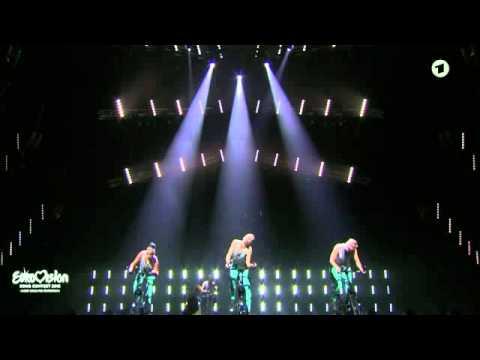 Laing: Zeig mir deine Muskeln Live im ARD Eurovision Contest