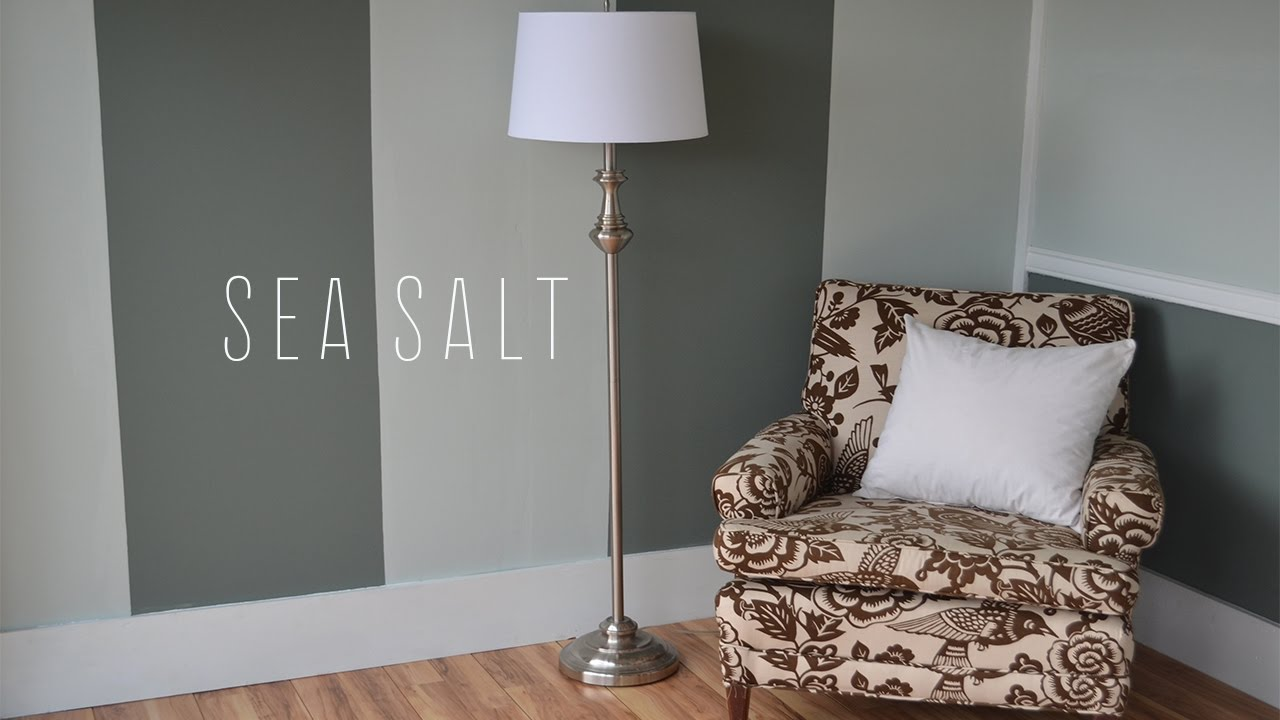 Sea Salt Color Review By Rugh Design Youtube
