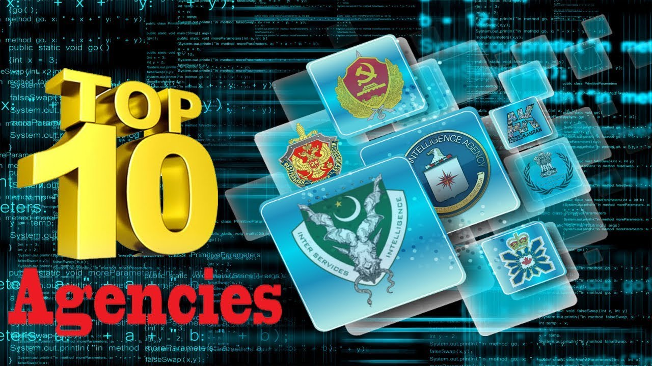 Top 10 Most Powerful Secret Agencies in the world 2019 | AK