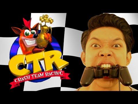 Generate Dolan Game! C.T.R (CRASH TEAM RACING) Screenshots