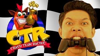 Dolan Game! C.T.R (CRASH TEAM RACING)