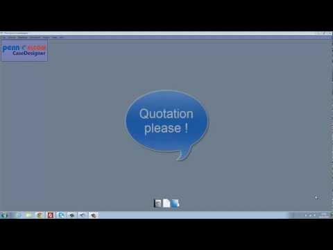 Flightcase In 10 Seconds Penn Elcom Casedesigner Preset Concept Youtube