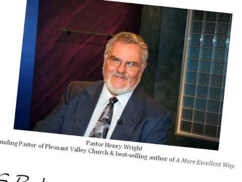 Interview w/Pastor Henry Wright - Part 3