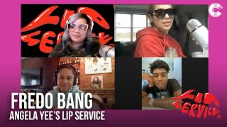 Angela Yee's Lip Service Feat. Fredo Bang
