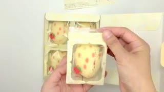 Ginza Strawberry Cake – Latest Version By Tokyo Banana