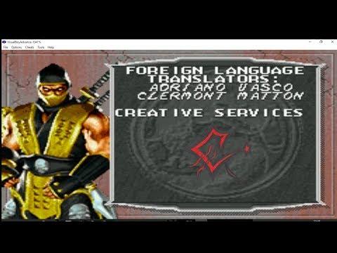 ♔ Mortal Kombat Tournament Edition / Games in bulk (Game Boy Advance)