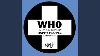 Play Happy People (feat. Byron Stingily) (Jansons Remix)