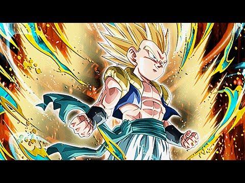 AGL SUPER SAIYAN GOTENKS SHOWCASE! Dragon Ball Z Dokkan Battle!