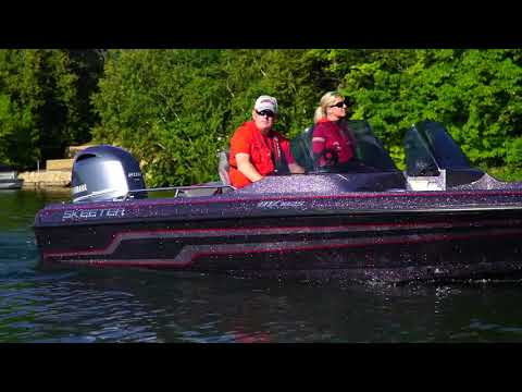 2018 Skeeter MX1825 Overview