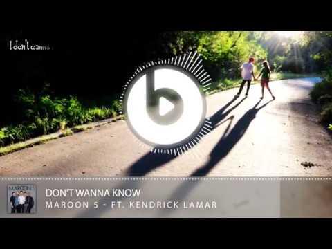 (Lyric Video) Don't Wanna Know - Maroon 5...