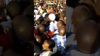 Wizi Wa Gari Mtaani Bamburi
