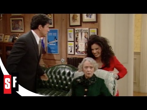 The Nanny (2/2) Mr. Sheffield's Grandmother Gets Pushed Around